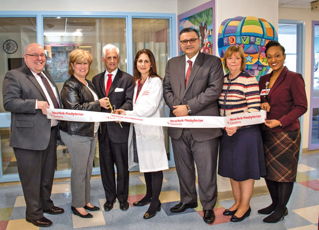 NewYork-Presbyterian Queens Celebrates Opening Of New Pediatric